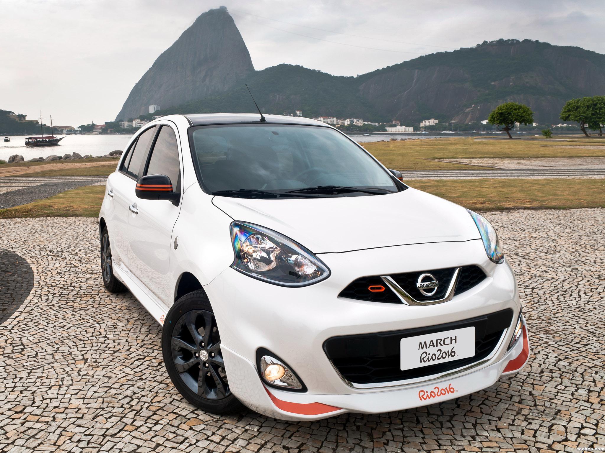 Foto 6 de Nissan March Rio 2016