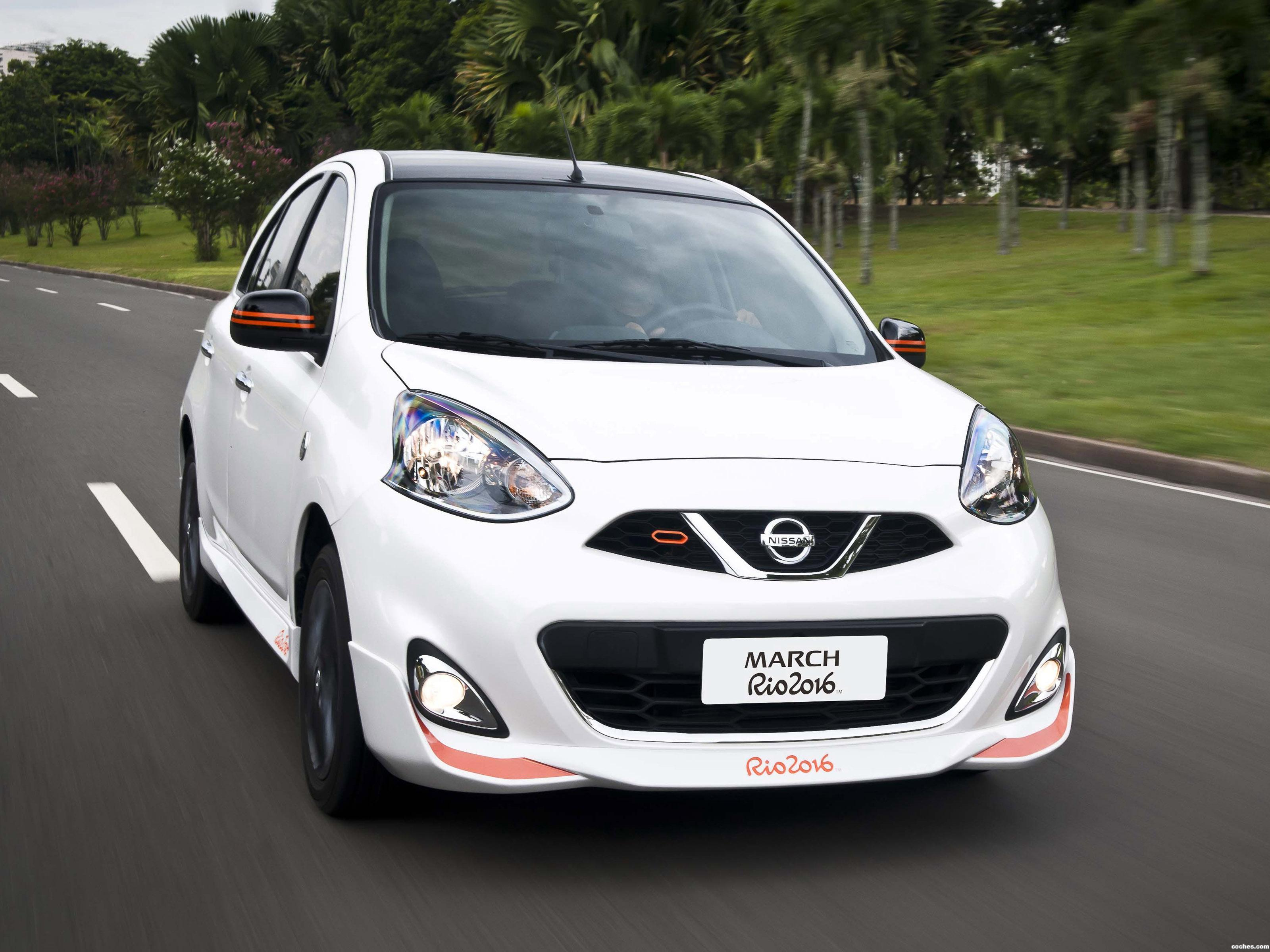 Foto 4 de Nissan March Rio 2016