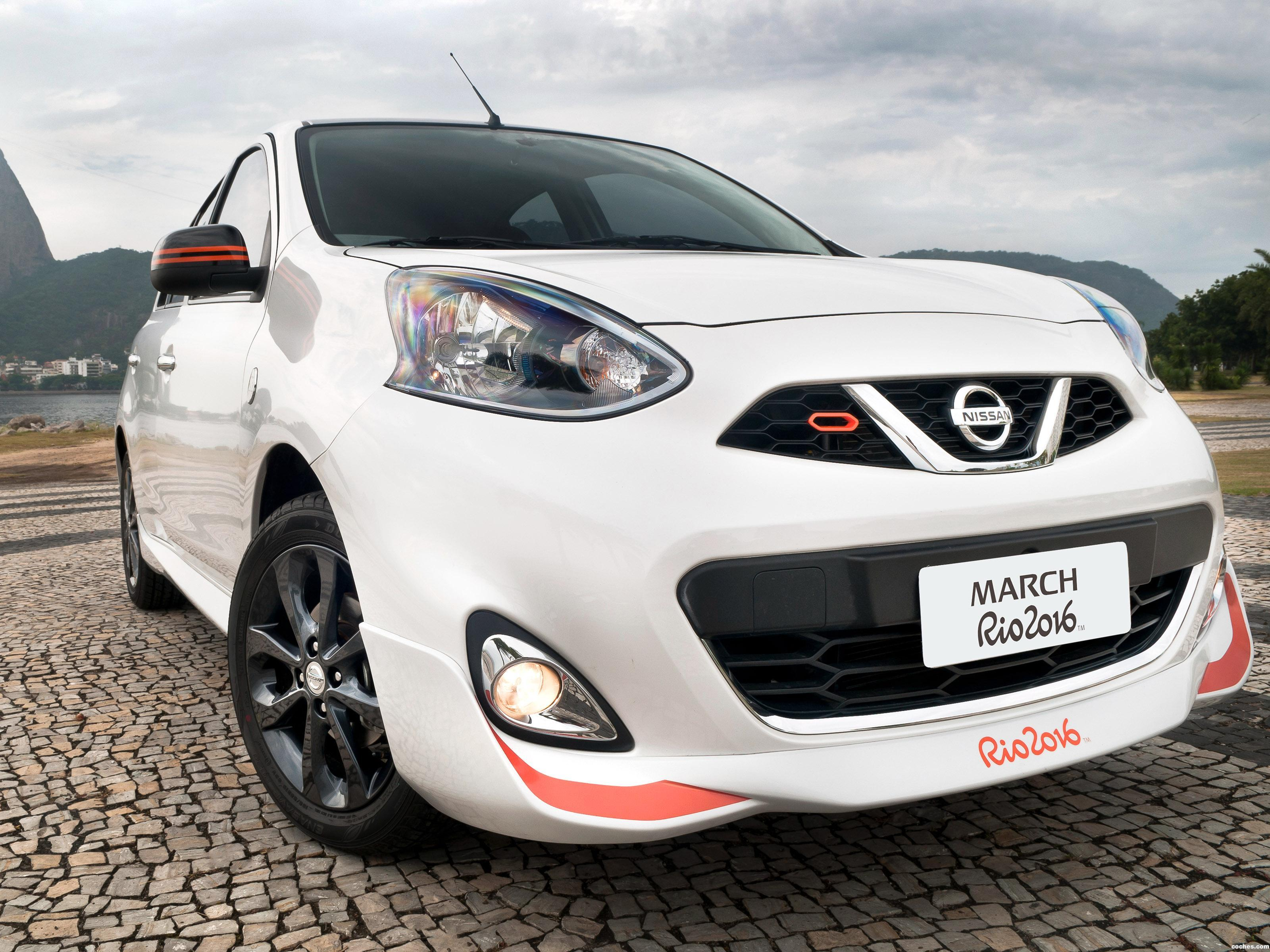 Foto 0 de Nissan March Rio 2016