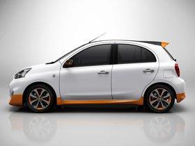 Ver foto 4 de Nissan March Rio 2016 Concept K13 2014