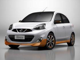 Ver foto 2 de Nissan March Rio 2016 Concept K13 2014