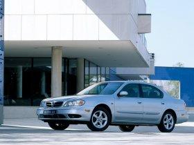 Ver foto 15 de Nissan Maxima 2000