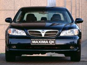 Ver foto 3 de Nissan Maxima 2000