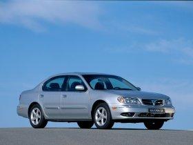 Ver foto 11 de Nissan Maxima 2000