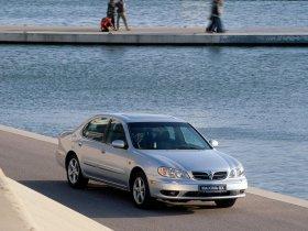 Ver foto 10 de Nissan Maxima 2000