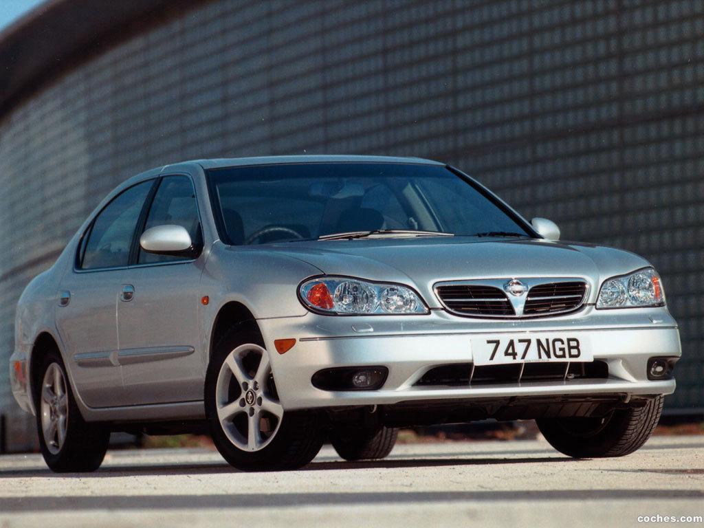 Foto 0 de Nissan Maxima 2000