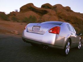 Ver foto 9 de Nissan Maxima 2004