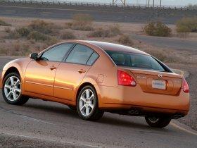 Ver foto 5 de Nissan Maxima 2004