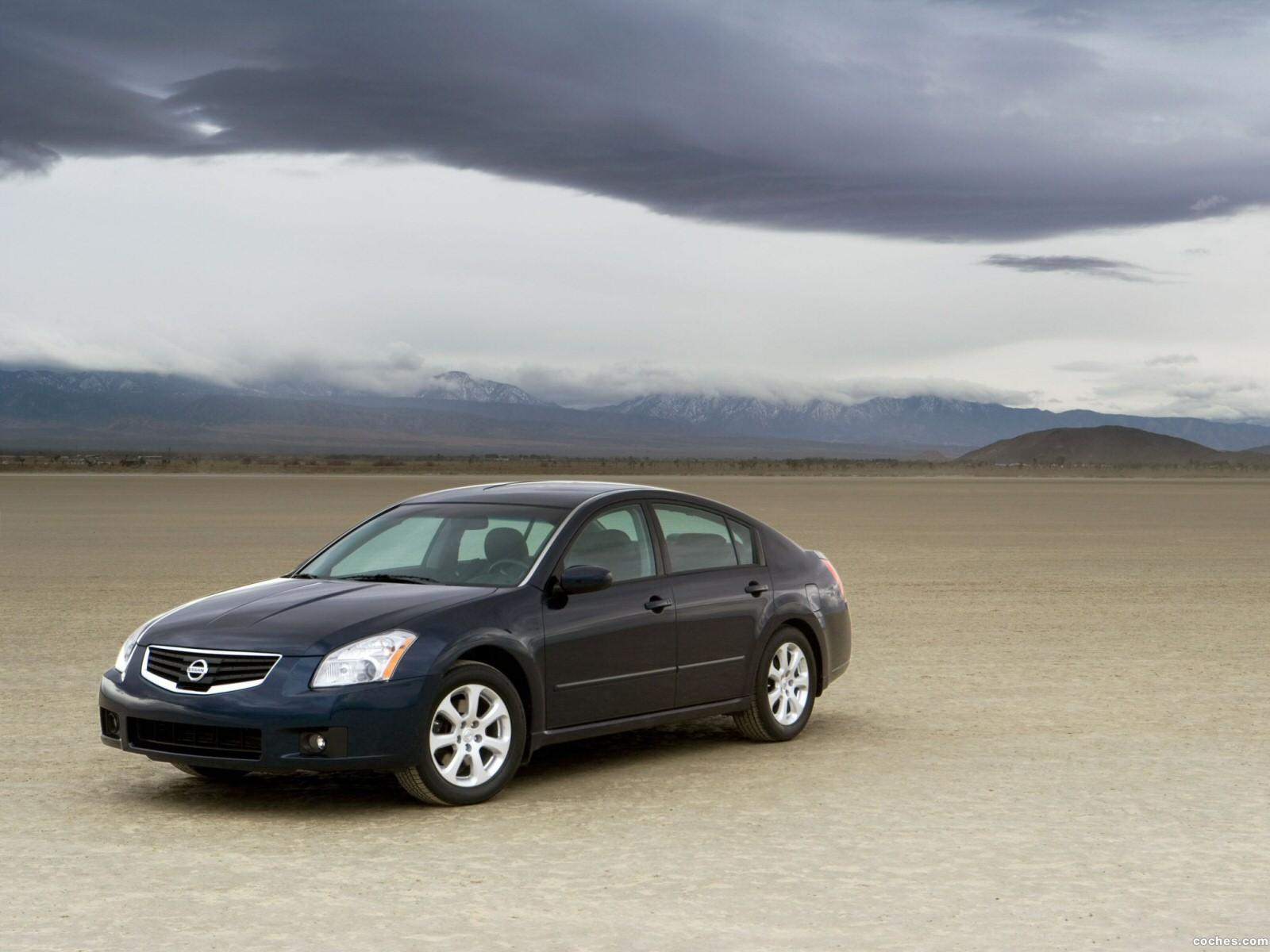 Foto 0 de Nissan Maxima 2007