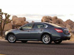 Ver foto 8 de Nissan Maxima 2008