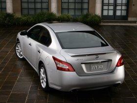 Ver foto 6 de Nissan Maxima 2008