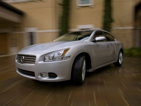 Ver foto 11 de Nissan Maxima 2008