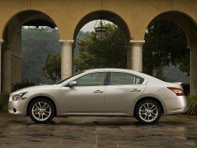 Ver foto 10 de Nissan Maxima 2008