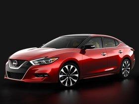 Ver foto 1 de Nissan Maxima 2015