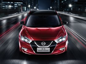 Ver foto 2 de Nissan Maxima China 2016