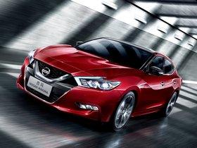 Fotos de Nissan Maxima China 2016