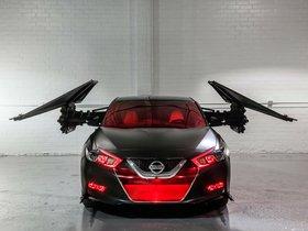 Ver foto 1 de Nissan Maxima Kylo Rens Tie Silencer  2017
