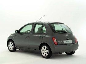 Ver foto 6 de Nissan Micra 2002