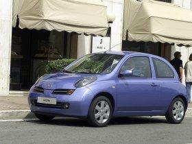 Fotos de Nissan Micra 2002