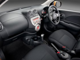 Ver foto 6 de Nissan Micra 2010