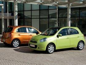 Ver foto 3 de Nissan Micra 2010