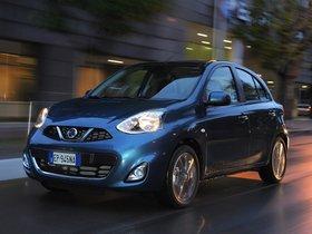 Ver foto 3 de Nissan Micra 2013
