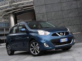 Fotos de Nissan Micra 2013