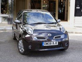 Ver foto 1 de Nissan Micra 3 door UK 25th Anniversary K12C 2008