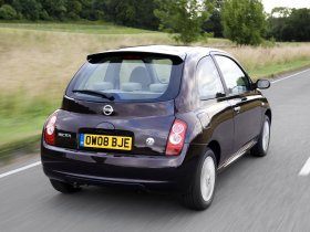 Ver foto 6 de Nissan Micra 3 door UK 25th Anniversary K12C 2008