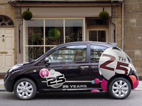 Ver foto 5 de Nissan Micra 3 door UK 25th Anniversary K12C 2008