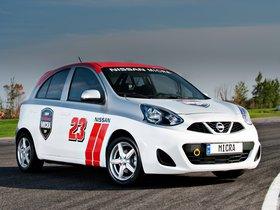 Fotos de Nissan Micra Cup 2015