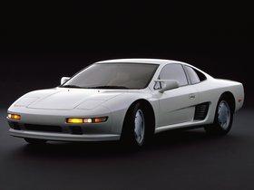 Ver foto 1 de Nissan Mid4 Type II Concept 1987