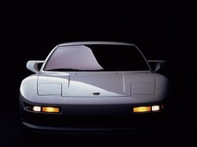 Ver foto 3 de Nissan Mid4 Type II Concept 1987