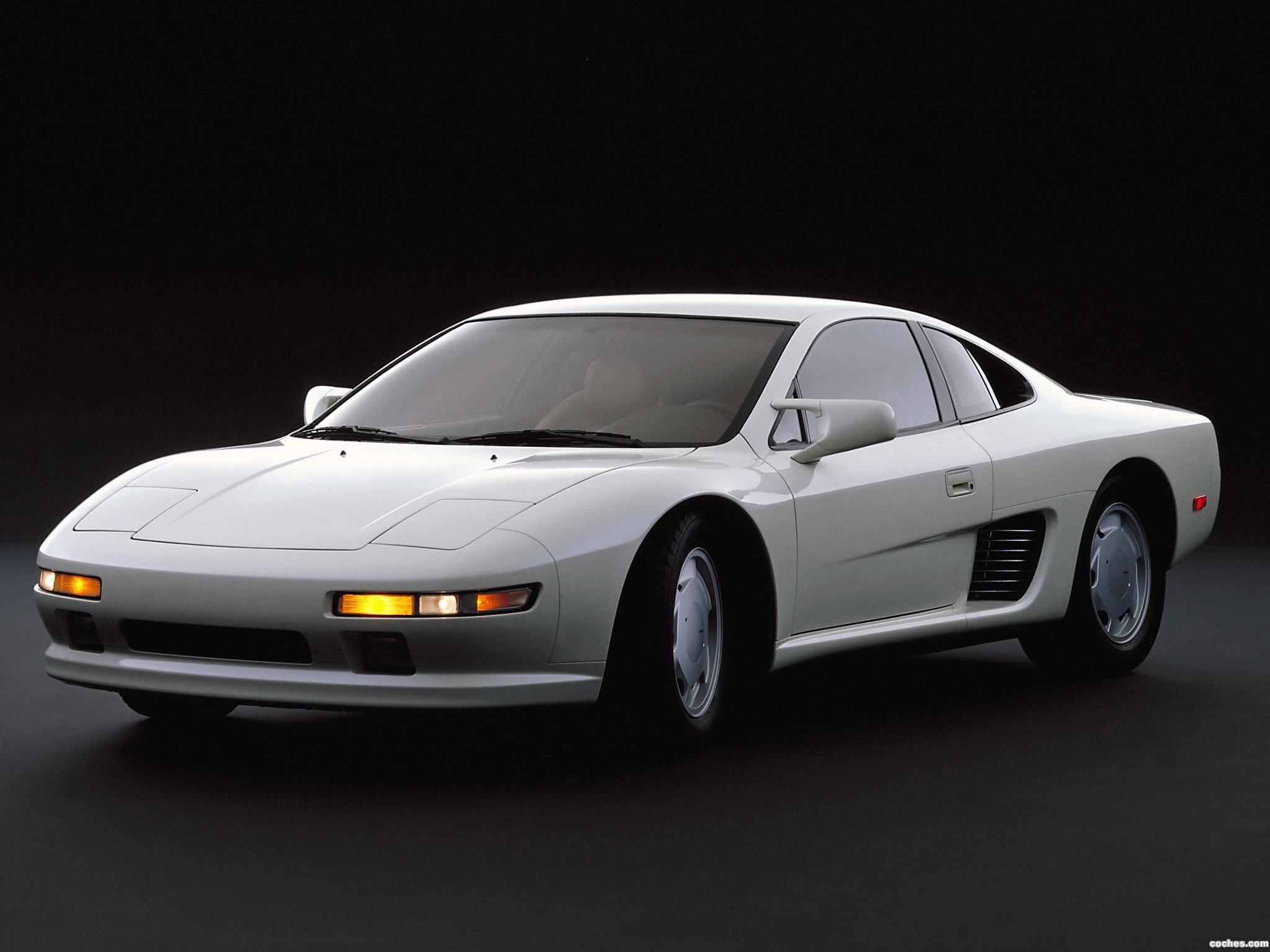 Foto 0 de Nissan Mid4 Type II Concept 1987