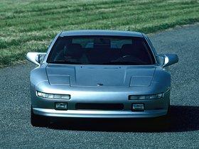 Ver foto 23 de Nissan Mid4 Type II Concept 1987