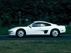 Ver foto 11 de Nissan Mid4 Type II Concept 1987