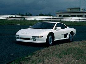 Ver foto 9 de Nissan Mid4 Type II Concept 1987