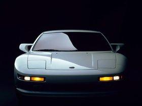 Ver foto 31 de Nissan Mid4 Type II Concept 1987