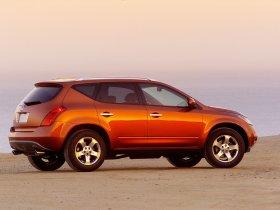 Ver foto 21 de Nissan Murano 2002