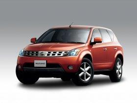 Ver foto 7 de Nissan Murano 2002
