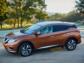 Ver foto 3 de Nissan Murano 2014