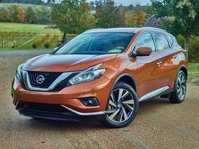 Ver foto 1 de Nissan Murano 2014
