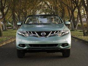 Ver foto 20 de Nissan Murano CrossCabriolet 2010