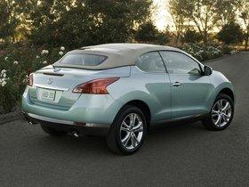 Ver foto 4 de Nissan Murano CrossCabriolet 2010