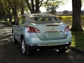 Ver foto 3 de Nissan Murano CrossCabriolet 2010