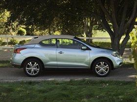 Ver foto 2 de Nissan Murano CrossCabriolet 2010
