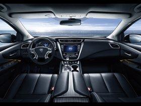 Ver foto 8 de Nissan Murano Hybrid China  2015