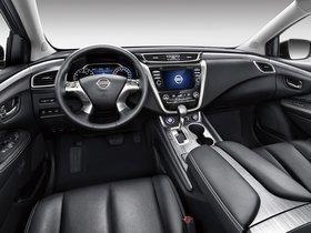 Ver foto 7 de Nissan Murano Hybrid China  2015