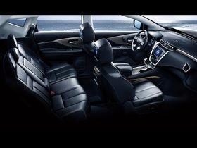 Ver foto 6 de Nissan Murano Hybrid China  2015
