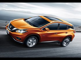 Ver foto 3 de Nissan Murano Hybrid China  2015